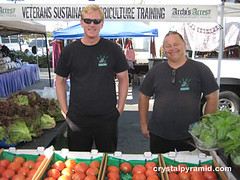 Veterans Sustainable Agriculture Training