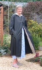 2 - British Mist - 14e (Silver Linings) Tags: mac rubber raincoat rainwear rubberised