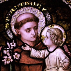 May You Have the Feast of All Feasts! - St. Anthony - by kevindooley