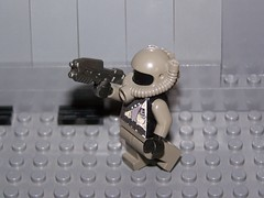 Sci-Fi Trooper (The Skull Bandit) Tags: brick art apple movie for tv call arms lego duty ghost engine halo artsy will prototype microsoft amelia trans build cod nerf trade bionicle proto prototypes chapman protos mw2 brickarms mw1
