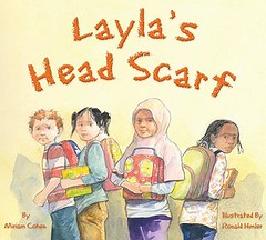 4148275059 79e1df54c3 m Review of the Day: Laylas Head Scarf by Miriam Cohen