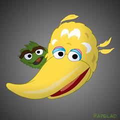 Sesame Street Twitter Avatar