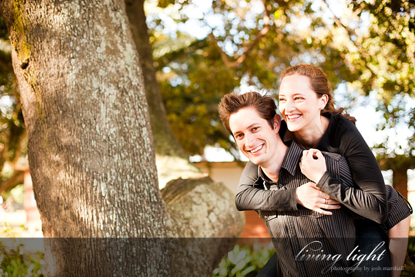 James and Kate's engagement session