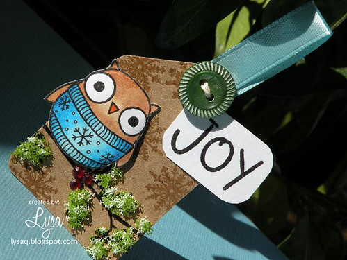 Joyful Owl