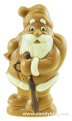Choceur Belgian Chocolate Santa