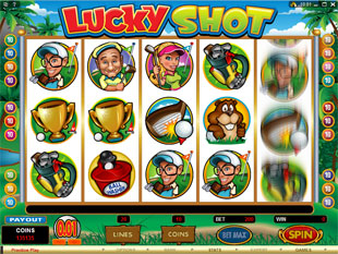 Lucky Shot slot game online review