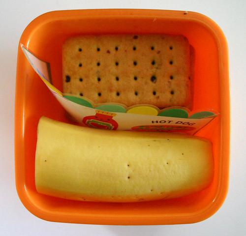 Kindergarten Snack #48: December 7, 2009