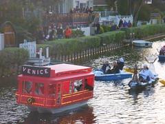 Venice Canals Boat Parade 2009