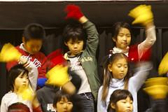 Performance (akiko@flickr) Tags: school kids performance elementary 学習発表会