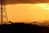 Februar (pixel-rausch) Tags: sunset dusk quarry calendarshot