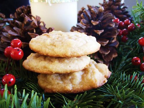 eggnog cookies - 13