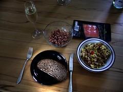 Single Breakfast @ Chrismasmorning (kuduzu) Tags: breakfast frhstck