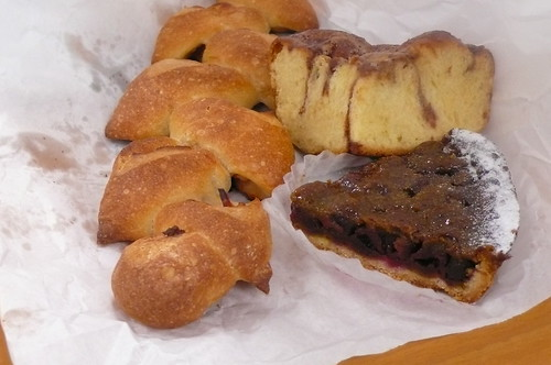 カタネベーカリーのパンたち