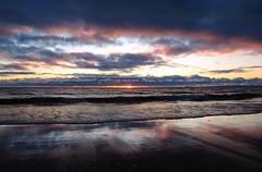 Luce Bay Sunset (John Spooner) Tags: sunset sea beach canon coast powershot shore dumfriesgalloway galloway g11 dumfriesandgalloway solwayfirth monreith wigtownshire lucebay southwestscotland canonpowershotg11 dumgal