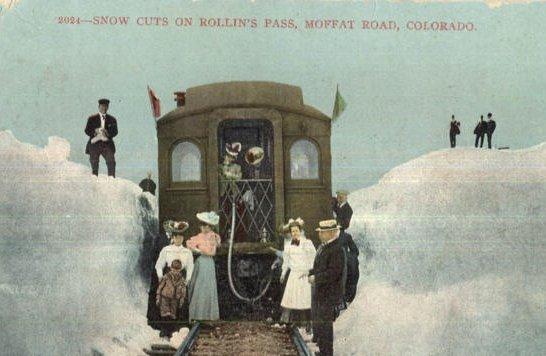 snow - train
