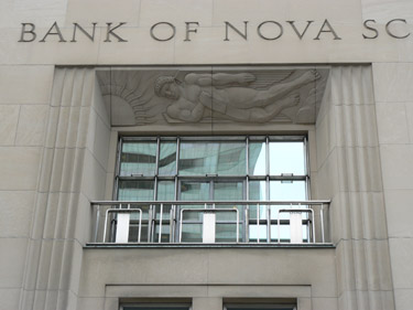 Bank of Nova Scotia, Toronto