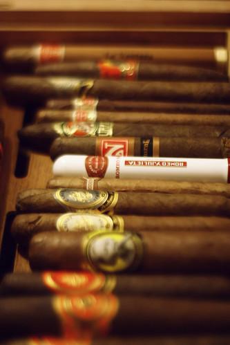 cigars {5:365}