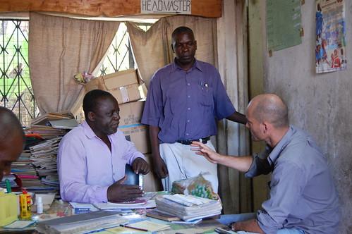 N24 unterwegs in Kenia