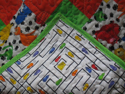 Quilts for Kids backing