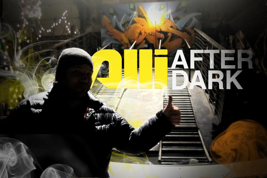 Alli After Dark at The Jibyard