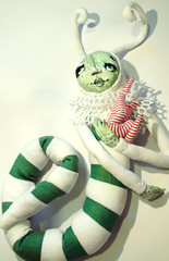 robalek (Szydlaki - art dolls) Tags: original sculpture art modern weird scary doll dolls hand artistic puppet handmade spooky made artdolls puppets clay modelling sculptures whimsical zabawki lalka prezent niezwyke lalki kolekcja rkodzieo oryginalne lalkiartystyczne lalkikolekcjonerskie szydlaki upominek