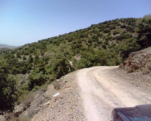 Beni Znassen Bouzaebel بوزعبل جبال بني يزناسن