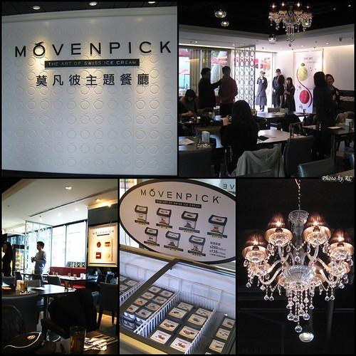 movenpick Restaurant @TPE