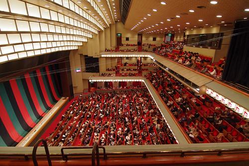 演舞場3階