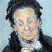 W 745 - Claude Monet:  La mère Paul (Eugénie Graff, Madame Paul Graff, detail)  [1882]