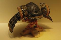 Helmet (Hoshi Kabuto) (THoog) Tags: nyc newyorkcity newyork armor armour themet metropolitanmuseumofart armatura armadura armure rstung thoog
