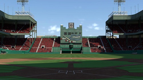 MLB 10: The Show POLO GROUNDS