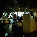Spruce goose flight deck