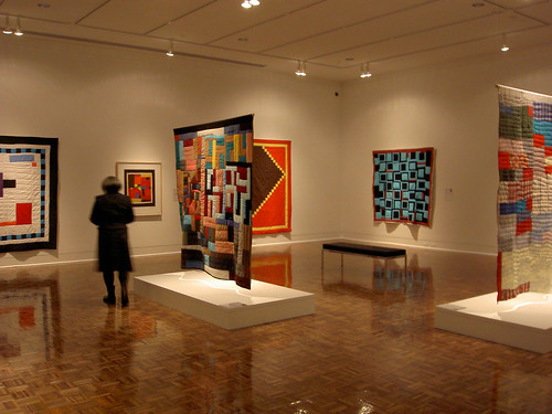 Gee's Bend Quilt Exhibit at Flint Institute of Art