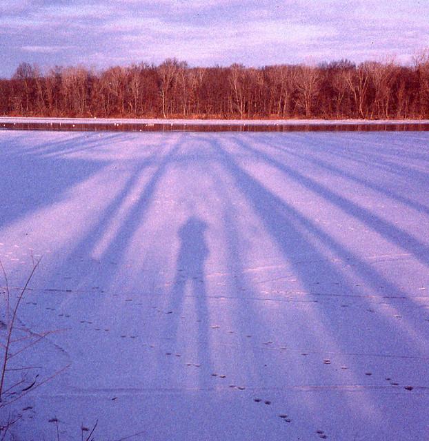 Woodland Lake - Winter 2010