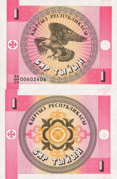 1Tyiyn Kirgizsko 1993