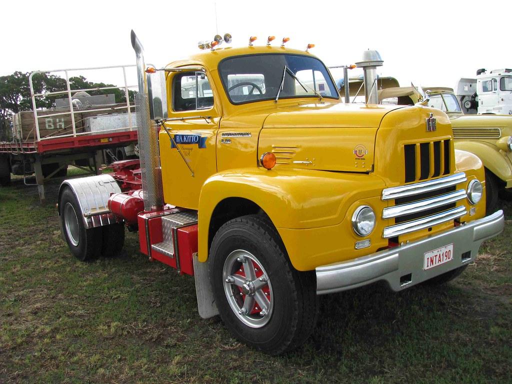 International R190