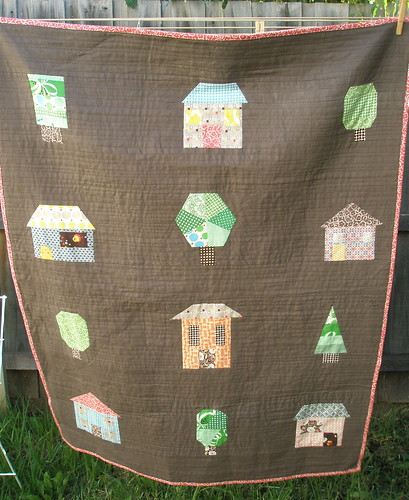 little suburb quilt