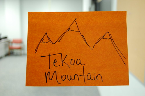 PCWM: Tekoa Mountain