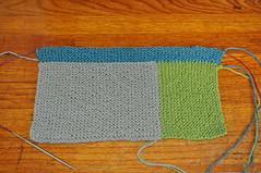 Blanket beginning