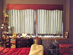 Bedroom Drapes