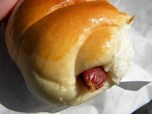 Sausage Bun 2