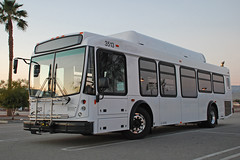 New NABI (So Cal Metro) Tags: new bus factory metro palmsprings coachellavalley transit delivery coachella palmdesert nabi northamericanbusindustries