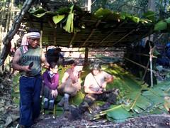 I am Mr. Chart! (thirtyoneteeth) Tags: trekking ian thailand pai flybutter sgoralnick mrchart