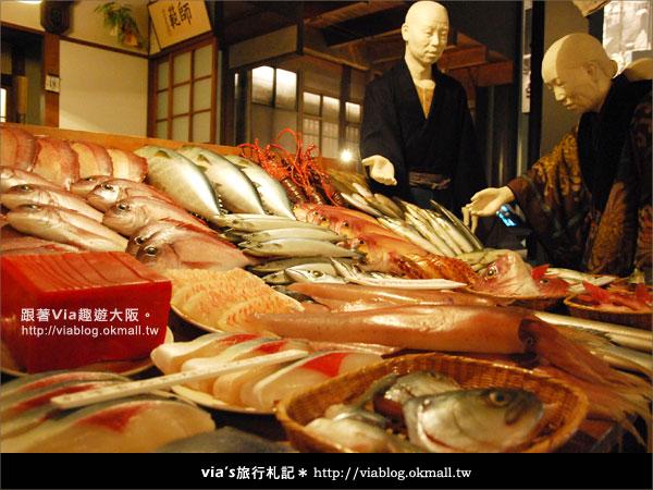 【via關西冬遊記】大阪歷史博物館~探索大阪古城歷史風情23