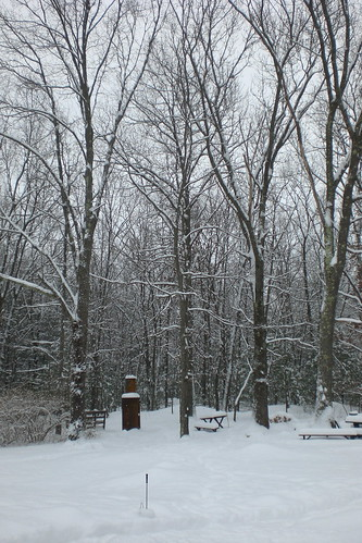 Winter at Camp Blain