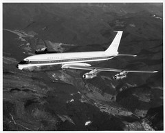 Boeing 707 Stratoliner, 3rd 707-121 production airplane, N709PA, later delivered to Pan Am (aeroman3) Tags: 8 dash boeing 707 stratoliner