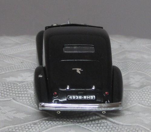 1934 Hispano Suiza J12 T68 Coupe de Ville Rothschild rear