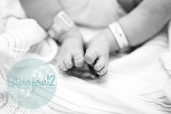 Baby H {Hospital Visit} Blog