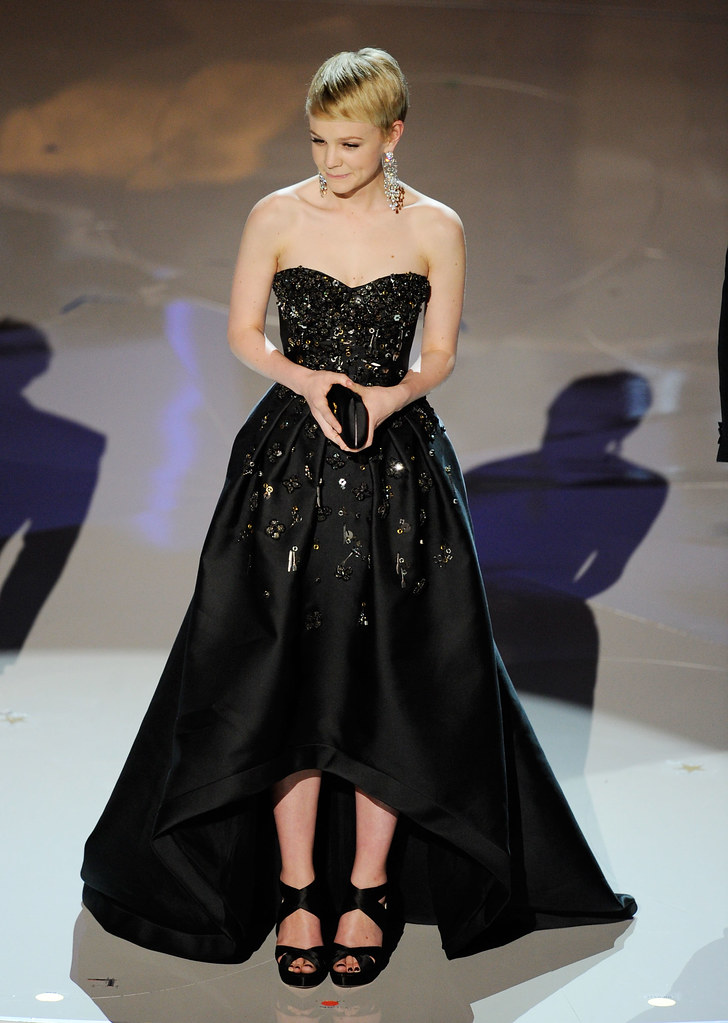Oscar Academy Awards 2010 Carey Mulligan