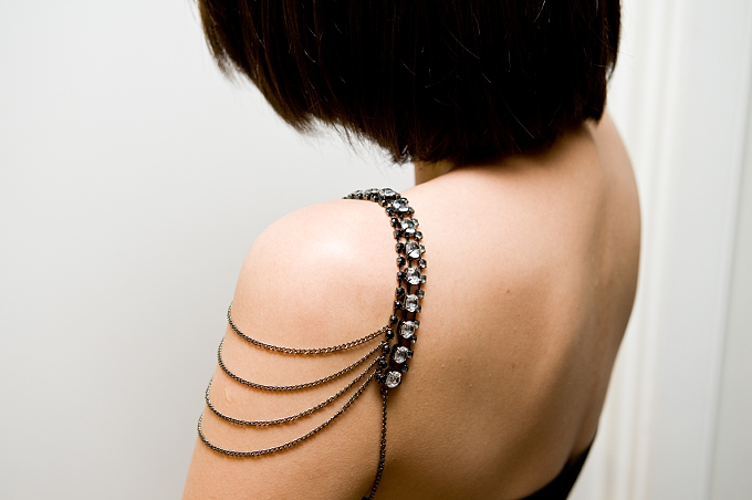 Fashion Infusion DIY chain harness 3